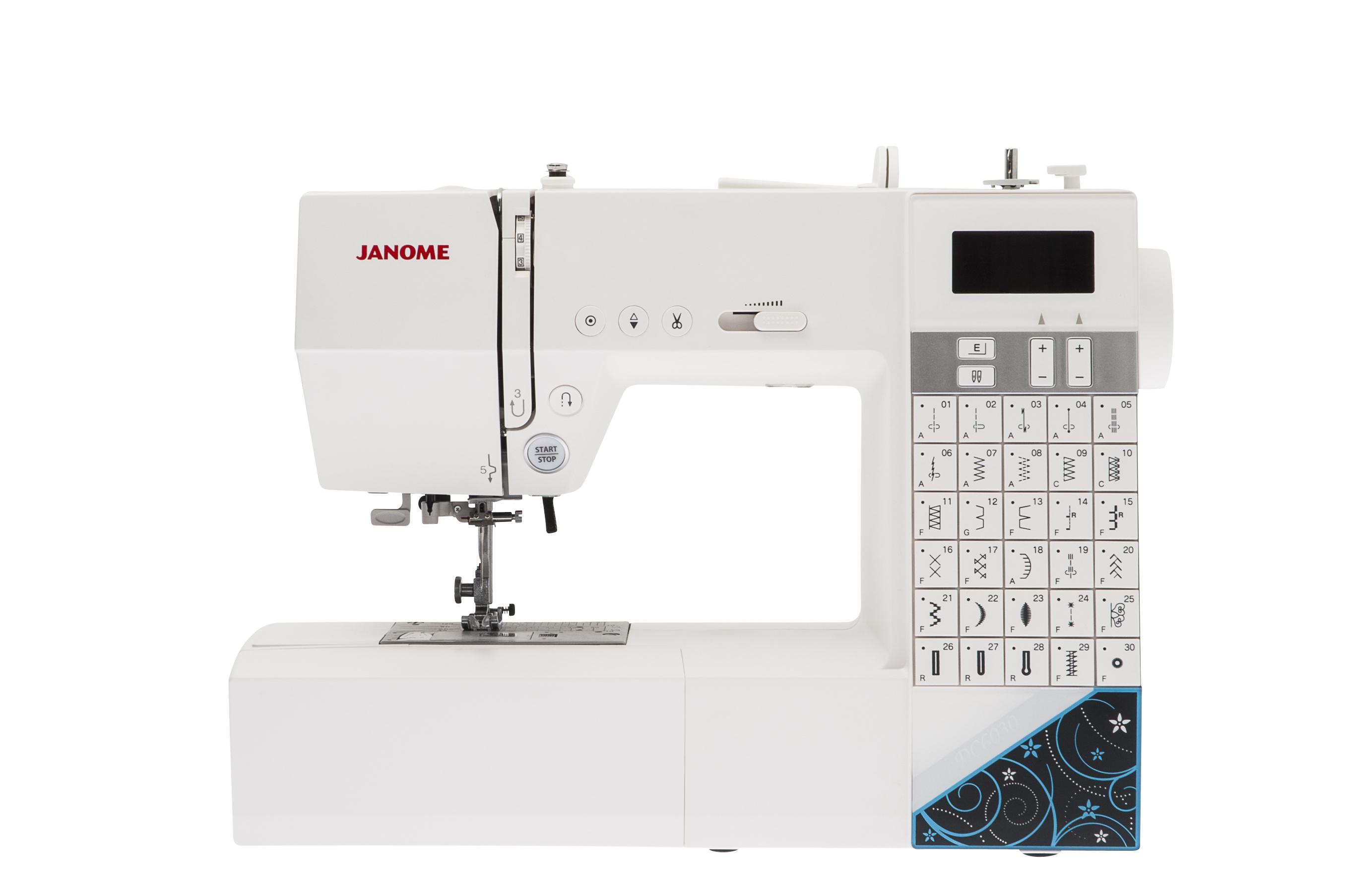 JanomeDC6030
